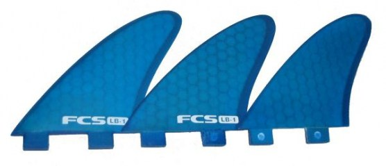 FCS FIN LB-1 performance core FIN SET FCS fin
