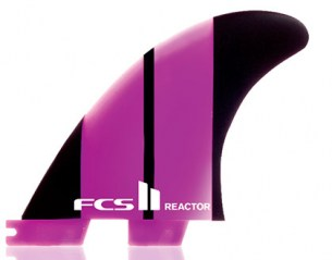 FCS II Reactor Neo Glass Tri Set