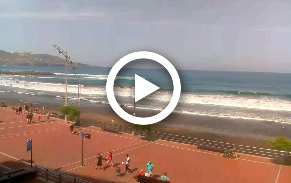 Webcam Ora Surf Shop, La Cicer